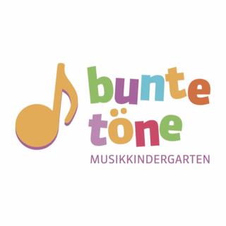 Logo: Bunte Töne Musikkindergarten