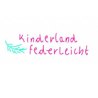 Logo: Kinderland Federleicht